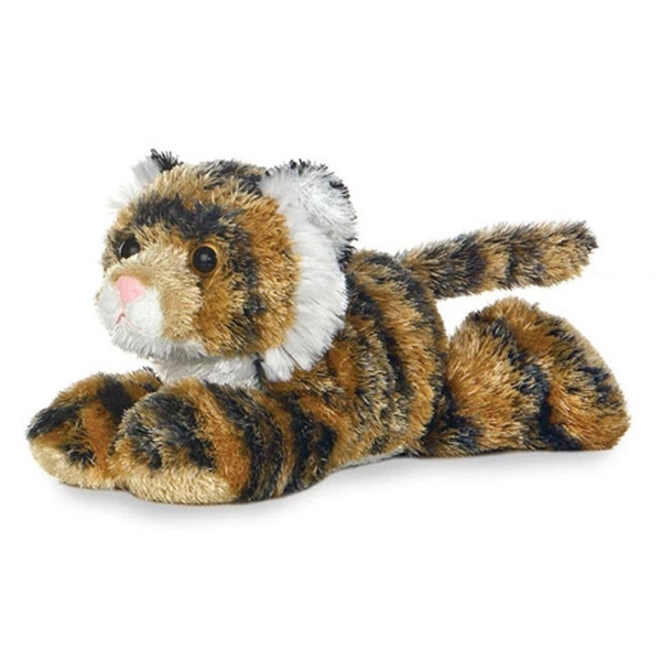 TANYA TIGER MINI FLOPSIE PLUSH