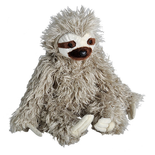 THREE TOED SLOTH PLUSH