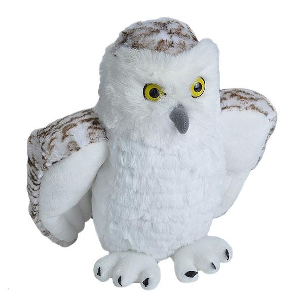 SNOWY OWL PLUSH