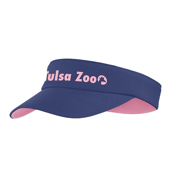 LADIES VISOR PINK
